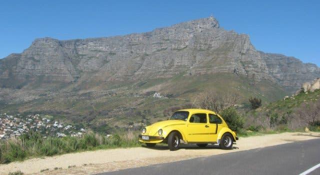 Internationaler Führerschein Kapstadt