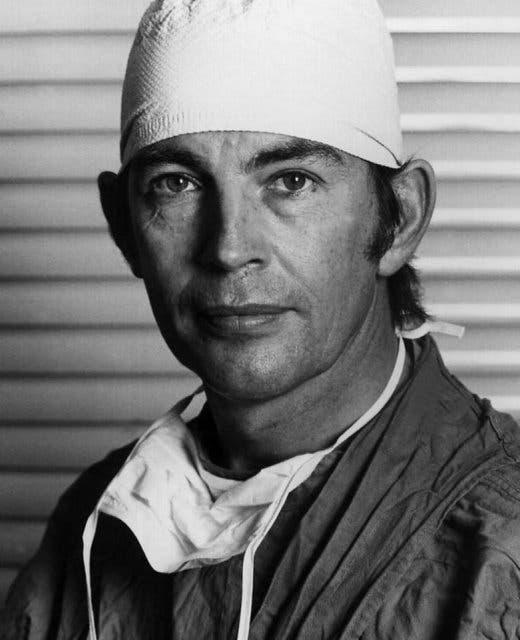 Christiaan Barnard Kapstadt