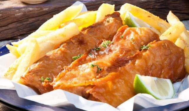 nachhaltiger Fisch im Norden von Kapstadt