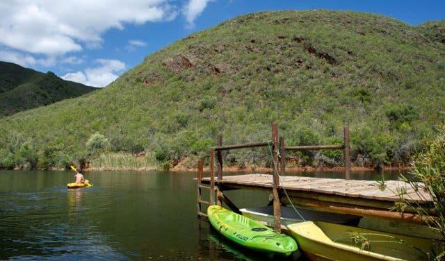 Africamps Camping Kapstadt Robertson