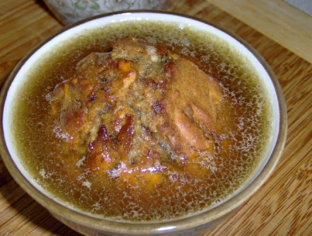 Brandy Pudding Rezept