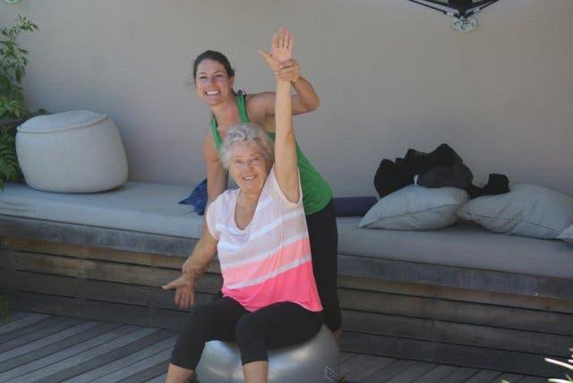 Yoga für jeden in Kapstadt