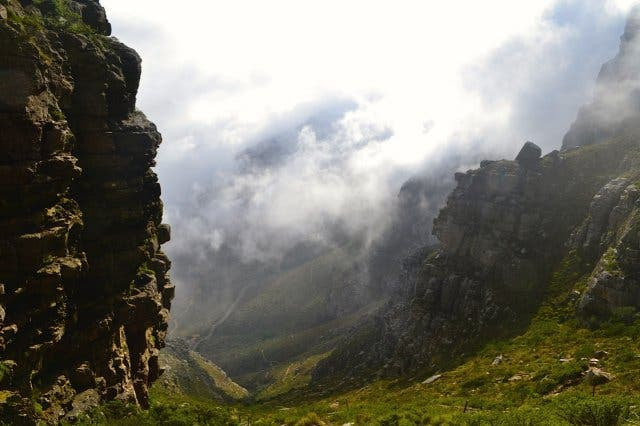 Wandern Tafelberg
