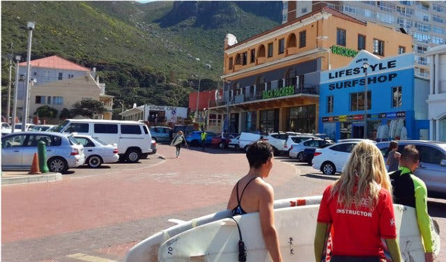 Eco Surf Tour Cape Town Muizenberg