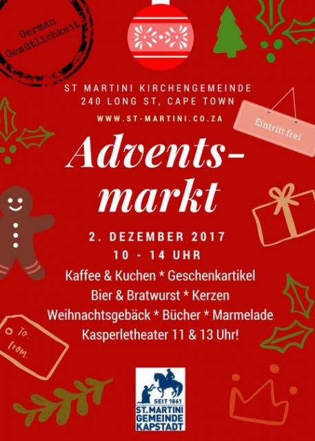 Adventsmarkt St Martini