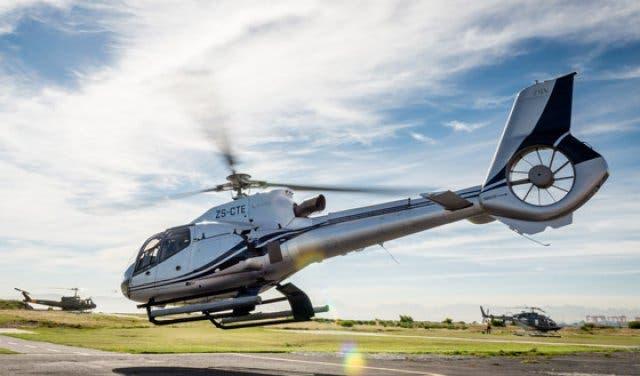 Helikopterflug Kapstadt 15 Minuten