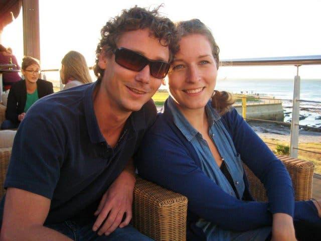 Alex und AK, Deutsche in Kapstadt