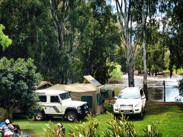 Camping in Swellendam