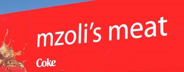 Mzolis Meat Braai Kapstadt