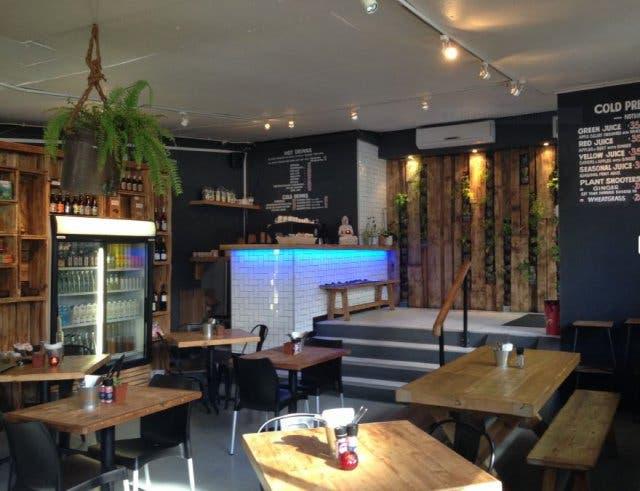 Plant Cafe Vegan Essen in Kapstadt