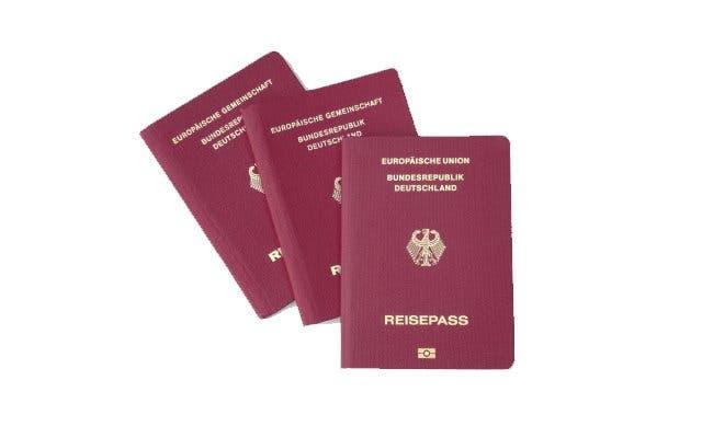 Reisepass, Reise nach Südafrika, Einreisebestimmung