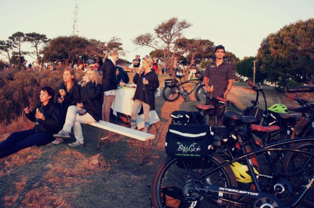 ByeCycle Elektro Bike Touren durch Kapstadt