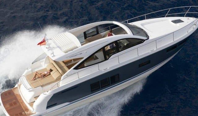 Luxus auf dem Wasser