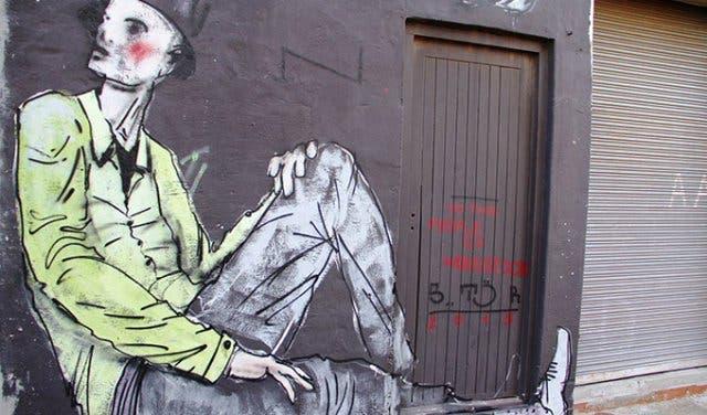 Graftitti Kunst Kapstadt