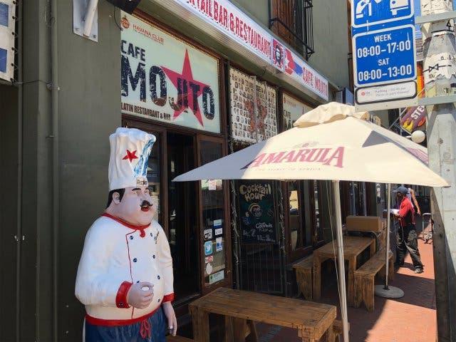 Cafe Mojito Long Street