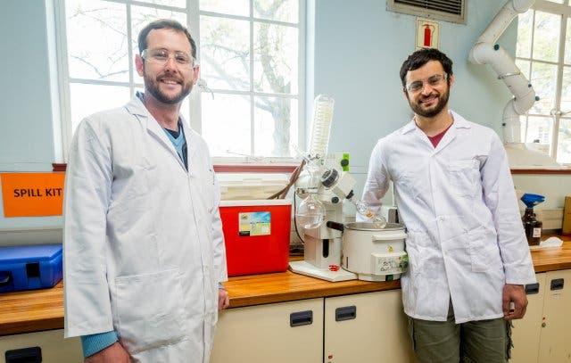 Forschung Wasser sparen Uni Stellenbosch
