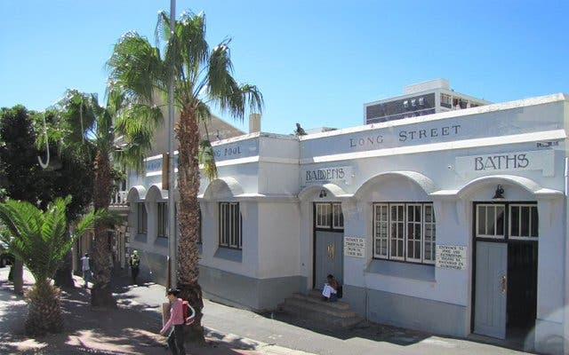 Long Street Bath Kapstadt