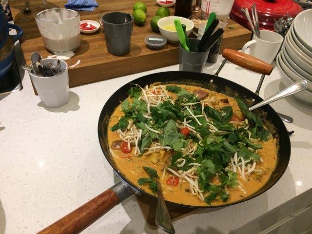 Thai Pfanne