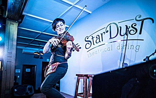 Stardust Dinner Stage