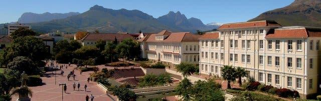 Uni Stellenbosch Südafrika