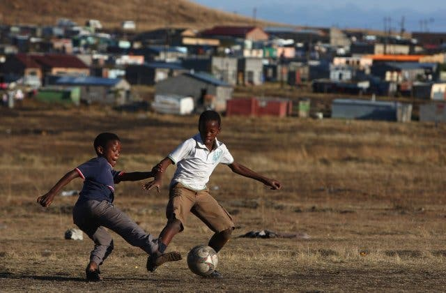Fußball Township