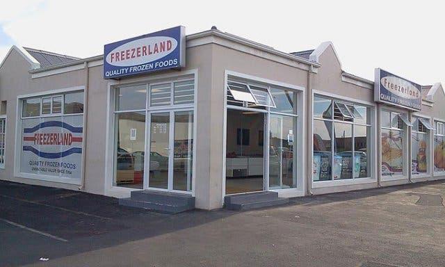 Freezerland, Kapstadt