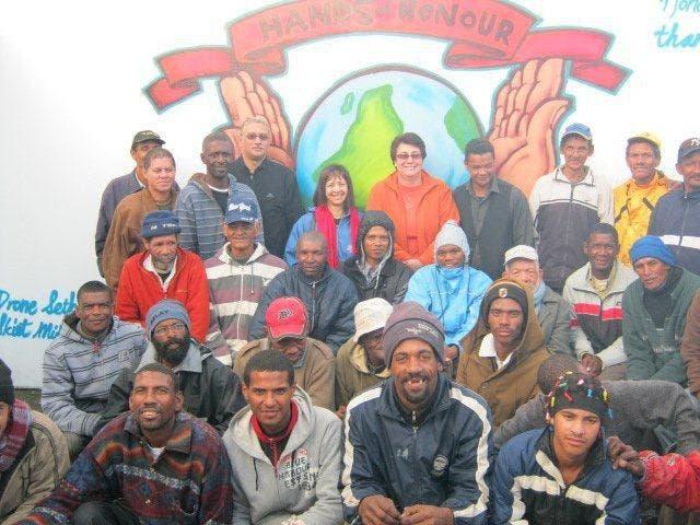 Armut in Kapstadt