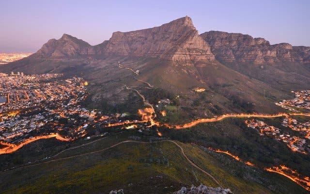 Weltwunder Tafelberg 1