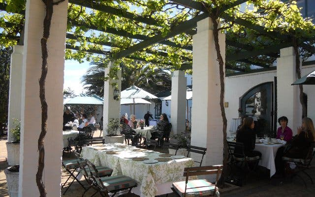 Weintasting Kapstadt Avontuur