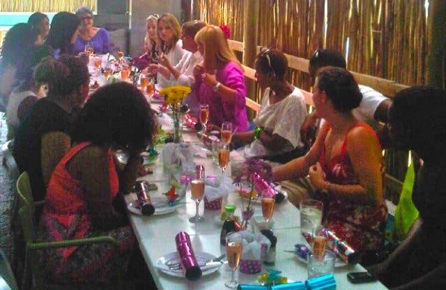 Restaurants in Kapstadt Backyardgrill Lounge