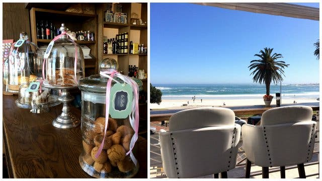 La Belle Cafe und Burger Bar Camps Bay, Kapstadt