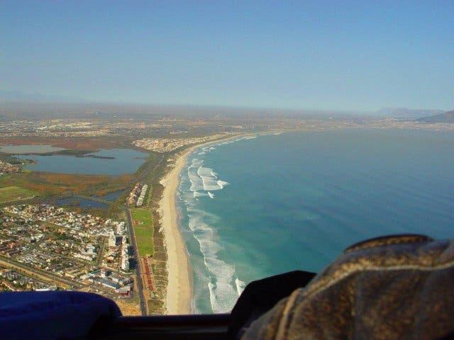 Kapstadt von oben