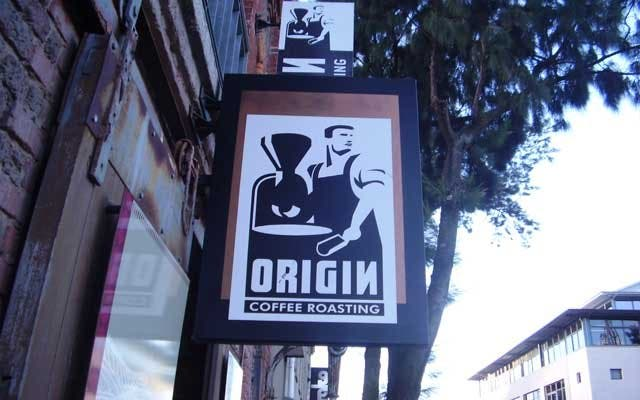Origin Coffee Shop Kapstadt