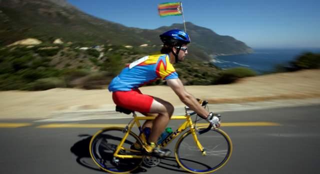 Fahrrad fahren Kapstadt mit AWOL