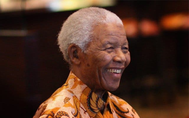 Internationaler Mandela Tag 18. Juli