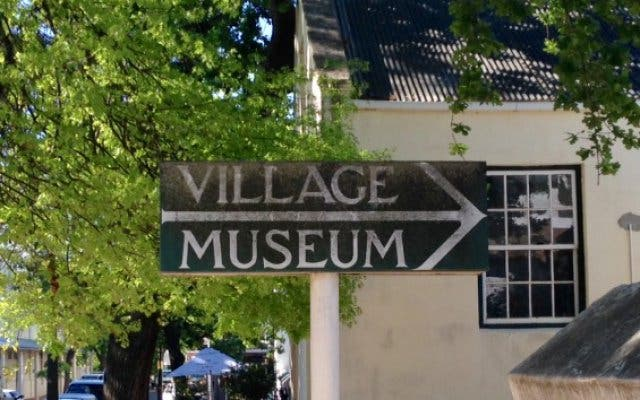 Dorfmuseum Stellenbosch