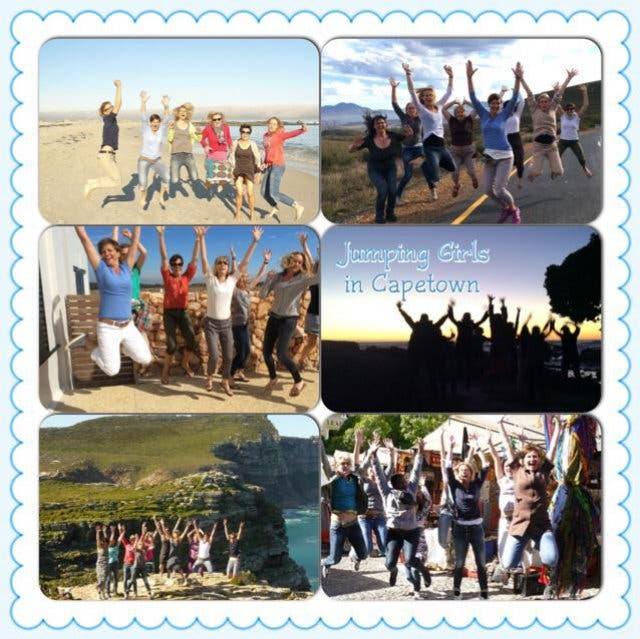 Kapstadt Reise Gute Laune