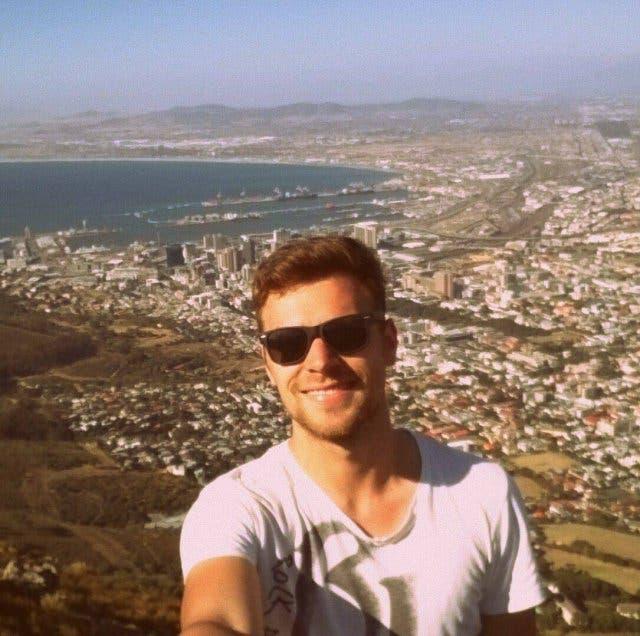 Kriminalität Kapstadt Tipps Maximilian Reuss