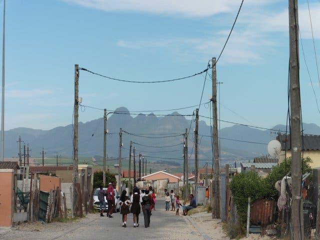 Township Kapstadt