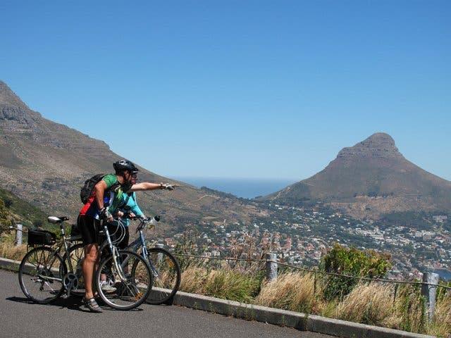 Fahrard Tour AWOl Kapstadt