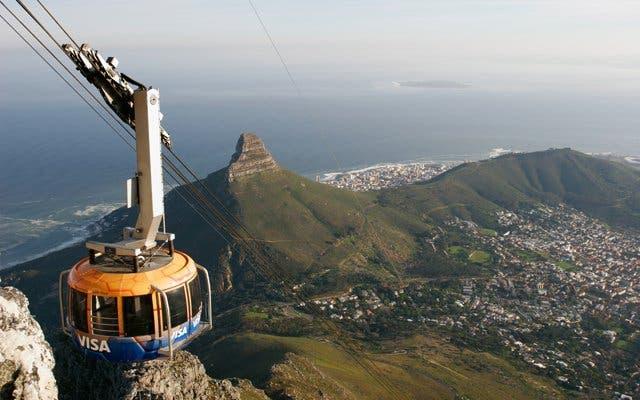 Weltwunder Tafelberg 2