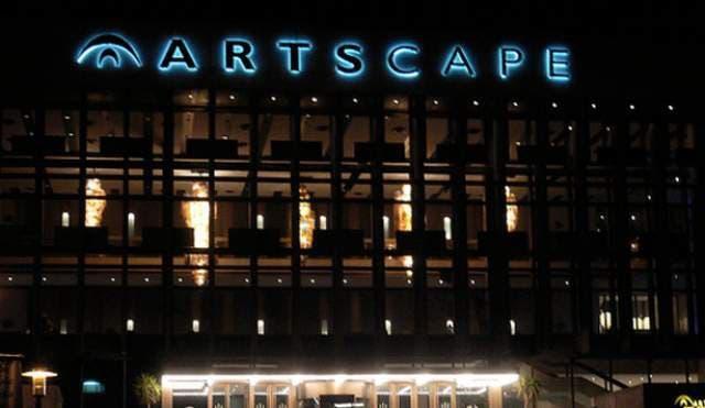 Artscape Theater Kapstadt Südafrika