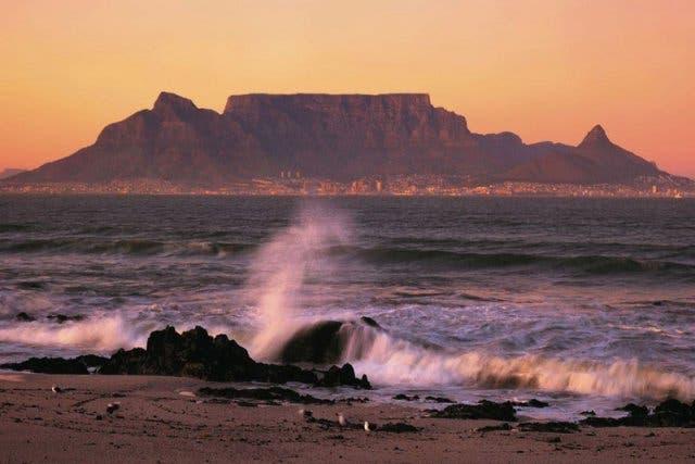 Wetter im Mai in Kapstadt