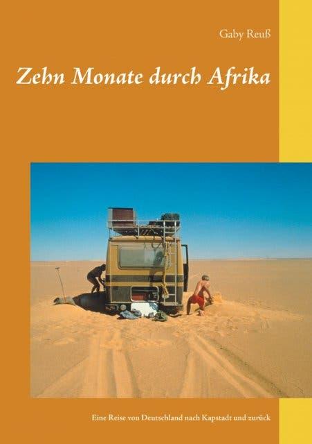 Reise durch Afrika Buch Gaby Reuss