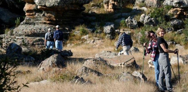 Wandern in Kapstadt udn Südafrika