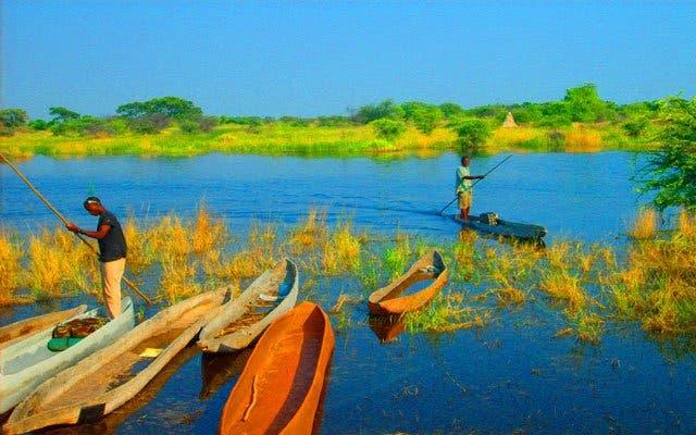 Reisen in Afrika