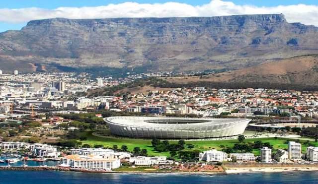 Praktikum in Kapstadt