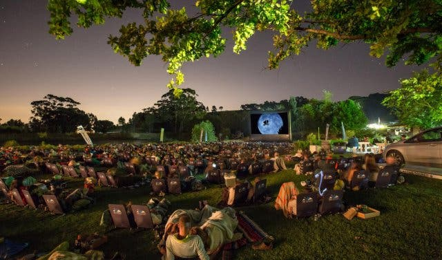 Open Air Kino Kirstenbosch