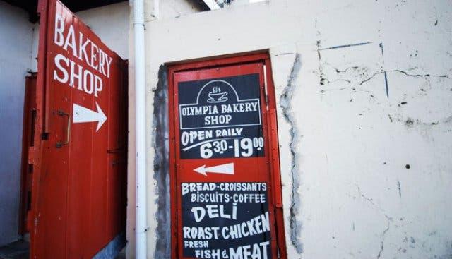 Bäckereien in Kapstadt, Olympia Bakery