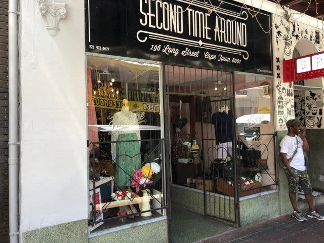 Second Time Around Long Street